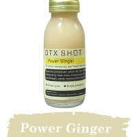 Power Ginger Shot
