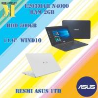ASUS E203MAH-N4000-RAM 2GB-HDD 500GB-WINDOWS 10 HOME ORI