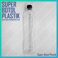 Botol Air Minum / Mineral 1000ml 1000 ml 1Liter 1 Liter Plastik PET