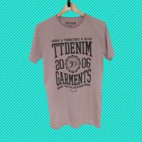 Kaos Pria Branded Tom Tailor Original/Tumblr Tee