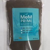 PELET / PELLET MEM 200 - 300 MIKRON 250 GRAM / PAKAN IKAN 2/3