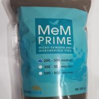 PELET / PELLET MEM 200 - 300 MIKRON 500 GRAM / PAKAN IKAN 2/3