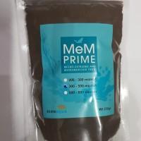 PELET / PELLET MEM 300 - 500 MIKRON 250 GRAM / PAKAN IKAN 3/5
