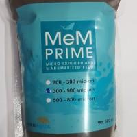 PELET / PELLET MEM 300 - 500 MIKRON 500 GRAM / PAKAN IKAN 3/5