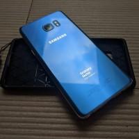 Samsung Note FE - Coral Blue - 4/64GB - Bonus Case Ringke Original
