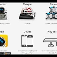 Cozmo Anki Robot Toys 2017 - Amazon Top Of The Year Finalist