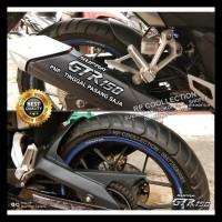 Spakbor Kolong Supra GTR 150 Ban Jumbo Gambot Uk 120 130 140 Hugger