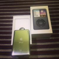 New Entry Ipod Classic Gen 7 160 Gb Mulus Ada Box Nya Murah