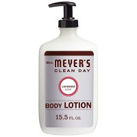 Mrs. Meyer?s Clean Day Body Lotion, Lavender Scent, 15.5 Ounce Bottle