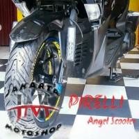 Ban Motor Matic Pirelli Angel Scooter 110/70-14 For Aerox Lexi Vario