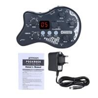 ✨ ammoon PockRock Pedal Efek Gitar Elektrik Portabel Multi-Efek