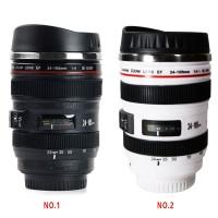 Single Lens Reflex Camera Mug Travel Coffee Cup Tea Water Mug