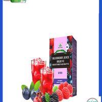 Blueberry Juice Green World / Perawatan Kulit / Pemutih Kulit / Diskon