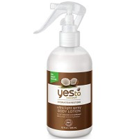 Yes To Coconut Hydrate & Restore Ultra Light Spray Body Lotion, 10 Oun