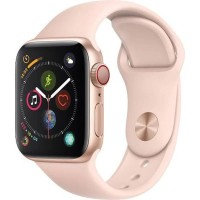 Promo New Apple watch Series4 40mm gold band Sport