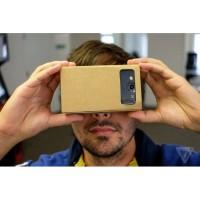 VR mobile phone 3D glasses /DIY Magnet Google Cardboard Virtual