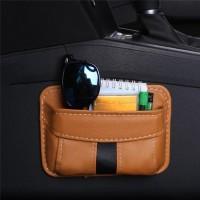 Car Interior Multi-pocket Back Seat Hanging Storage Organizer Bag