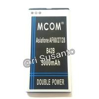 Baterai M-Com B42B for Asiafone AF60 / AF27 / AF28 Double Power Murah