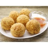 Bakso Goreng Babi Udang super enak by Mafred Kitchen (harga per 5 pcs)