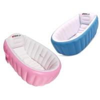Baby Bath Tub INTIME Bak Mandi Bayi Inflatable Angin Tiup