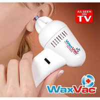 Alat Pembersih Telinga Elektrik / Penggunaan Praktis / Bentuk Portable