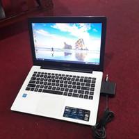 Murah!! Laptop Bekas 2 Jutaan Asus X453S X453SA Dualcore Putih