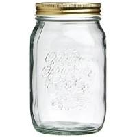 500mL Bormioli Rocco Quattro Stagioni Preserving Glass Jar / Mason Jar