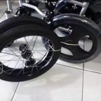 ban kursi roda ukuran 16