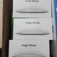 Apple Magic Mouse 2 Silver Garansi Resmi