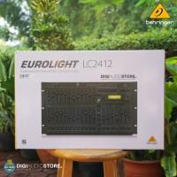 Mixer Lighting 24 Channel DMX Controller Behringer LC2412V2 LC2412 V2