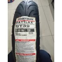 Ban Bridgestone Battlax BT39 BT 39 110 80 14 Ban Belakang Matic