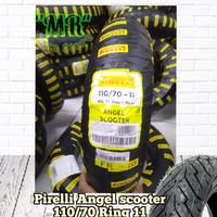 Ban Pirelli Angel Scooter 110/70 Ring 11 For Vespa LX,primavera