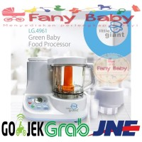 Little Giant Green Baby Food Processor