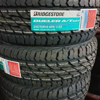 Ban Bridgestone Dueler AT D697 245/70 R16 (Ban Everest)