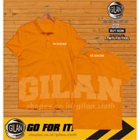 Polo Shirt Kaos Kerah Xiaomi Logo Vendor - Gilan Cloth
