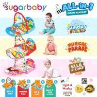 Sugar Baby All in 1 Piano Playmat - Musical Parade