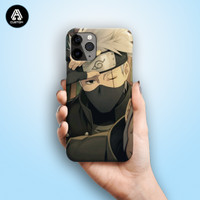 Custom Case Glass Premium Anime Naruto All Type