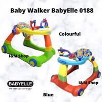 Baby Walker BabyElle 0188 Blue