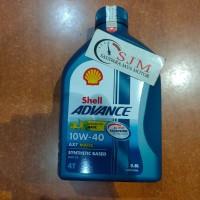 OLI SHELL ADVANCE MATIC AX7 10W-40