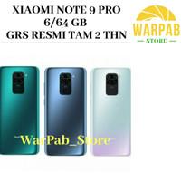 HP XIAOMI REDMI NOTE 9 PRO 6/64 GB - XIOMI MI NOT 9 PRO RAM 6GB TAM