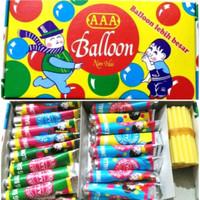 Balon Tiup AAA original Balloon Permainan Jadul isi 32 pcs