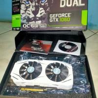Asus dual 1060 6gb VGA Nvidia GeForce GTX