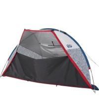 Quechua Shelter Arpenaz 0 Xl Biru Putih Motif Decathlon - 8492899 Ori