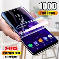 HYDROGEL SAMSUNG NOTE FE ANTI GORES DEPAN BELAKANG PROTECTOR COVER