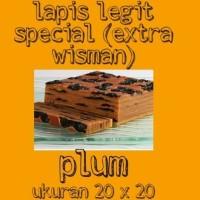Kue Lapis Legit Special Plum (extra wisman)