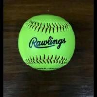 bola baseball rawlings 9 inc DISKON Kode 665