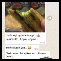 Kue Lapis Legit Harum Bali Keju BERGARANSI Kode 110