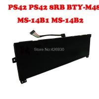 Laptop Battery MSI PS42 PS42 8RB MS-14B1 MS-14B2 BTY-M48 15.2V 50Wh 33