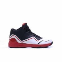- Sepatu Basket Piero Speciale Black White