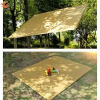 Tenda Kanopi Gazebo Portable Bahan Polyester 190t Anti Lembab Untuk